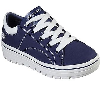 Skechers Street Cleat Bring It Back Womens Casual Sports Shoes