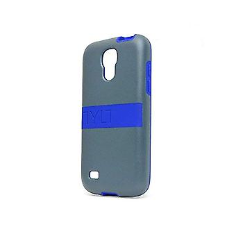 TYLT Band Case for Samsung Galaxy S4 - Gray/Blue