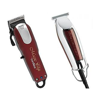 Wahl Cordless Magic Clipper i Detailer T-Wide Trymer