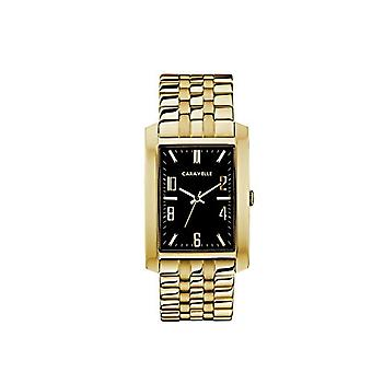 Caravelle New York Clock Man Ref. 44A110