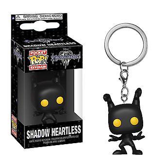 Kingdom Hearts III Shadow Heartless Pocket Pop! Keychain