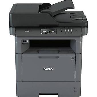 Brother DCP-L5500DN Mono Laser multifunctionele printer A4 printer, scanner, Copier LAN, duplex, ADF