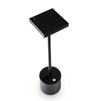 Absolut Liberty Light luz sem fio LED candeeiro de mesa preto