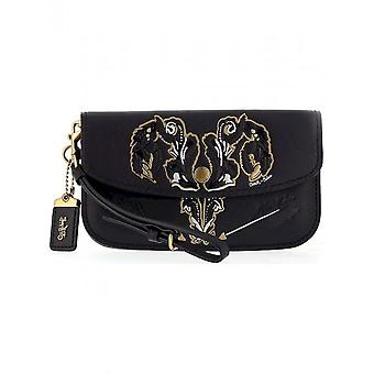 Coach - Bags - Clutches - 37370_B4BK - Women - Schwartz