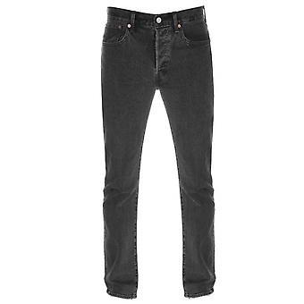 Levi's® X Justin Timberlake 501Œ¬ Slim Taper Black Wash Jean