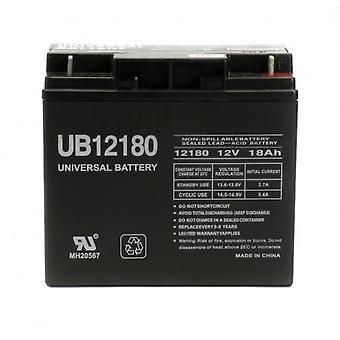 Utskifting UPS batteri kompatibel med sola UB12180