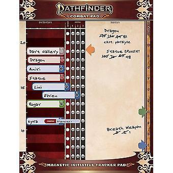 戦闘パッド - パスファインダーRPG第2版P2ブック