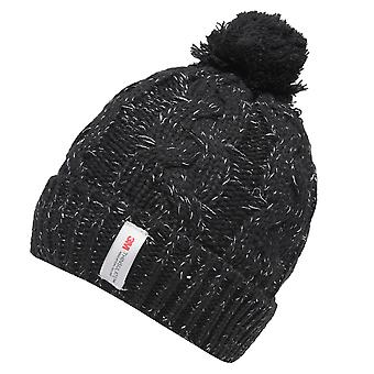 Gelert Womens Lurex Pom Hat Ladies