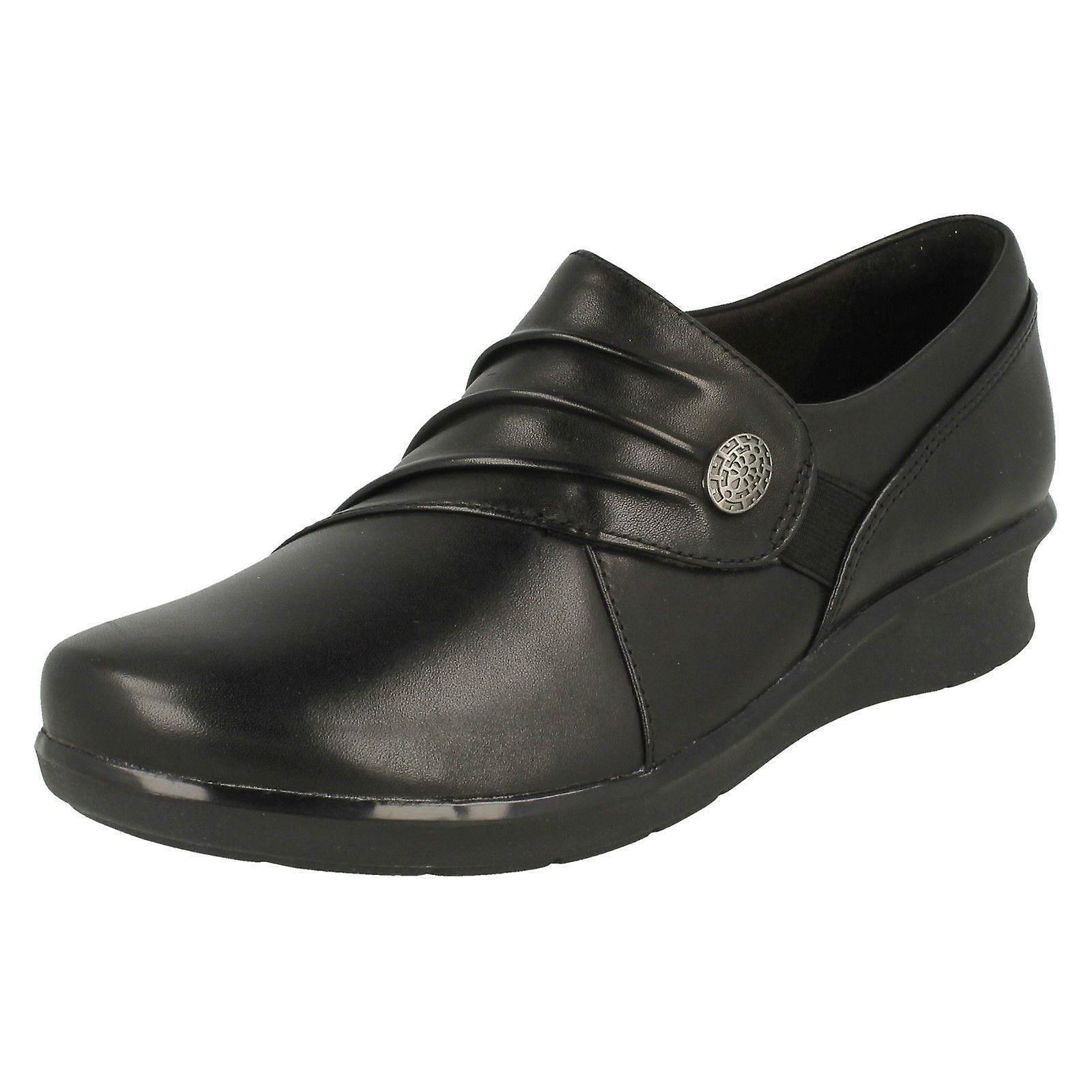 Clarks damskie klin Roxanne nadziei buty pięty ePYKF