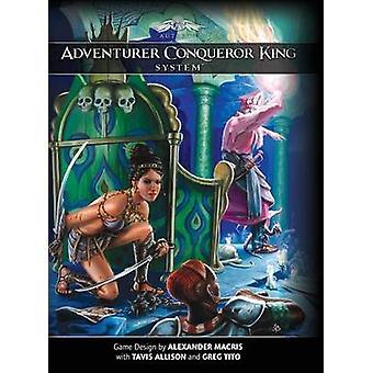 Adventurer Conqueror King System by Macris & Alexander