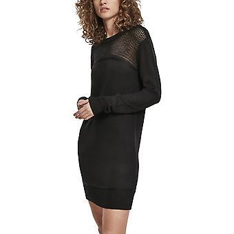 Urban Classics Ladies - Light Knit Dress Black