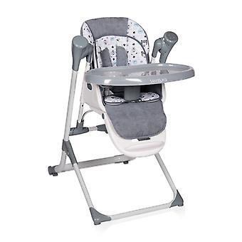 Lorelli lasten syöttö tuoli, Baby Rocker Ventura 2 in 1 syntymästä, musiikki, säädettävä