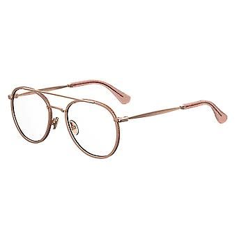 Jimmy Choo JC230 EYR Gold Pink Glasses
