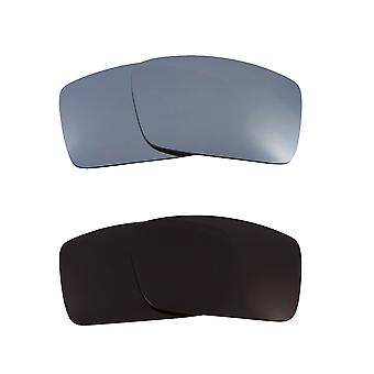 Replacement Lenses for Oakley Gascan S Sunglasses Multi-Color Anti-Scratch Anti-Glare UV400 by SeekOptics