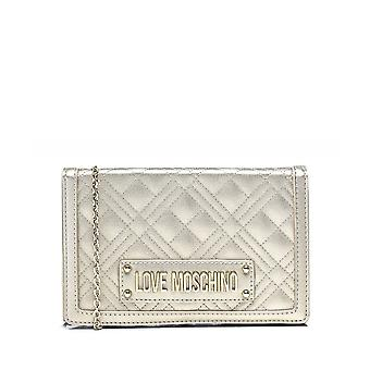 Moschino Love Moschino Quilted Crossbody Box Bag
