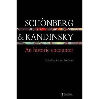Schonberg und Kandinsky von Konrad Boehmer