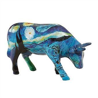 Cow Parade vache Vincent (moyenne en céramique)