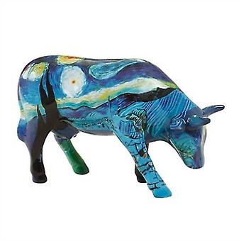 Vincents Cow Parade ko (medium keramik)