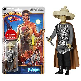 Big Trouble in Little China Lightning ReAction Figure