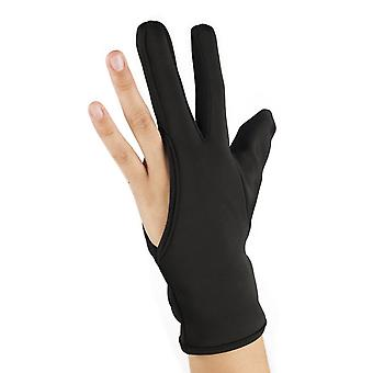 Hairdressing Hairstyler: Heat Proof Resistant Glove For Hair Curler Straightener