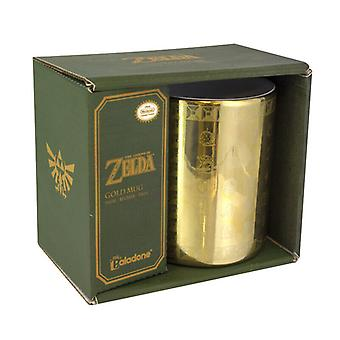 Legend Of Zelda Nintendo Glossary Ideal For Coffee Or Tea Electroplated Ceramic