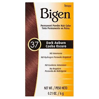 Bigen Powder Hair Color #37 Dark Auburn