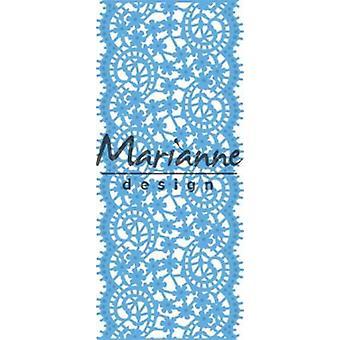 Marianne Design Creatables Cutting Dies - Lace Border (L) LR0507