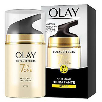 Olay Total Effects Anti-Edad Hidratante de Día 50 SPF 30 ml