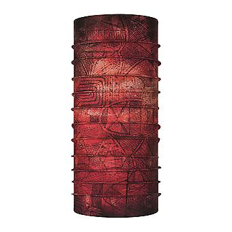 Buff Coolnet UV+ Neckwear bei Zadi Terracotta