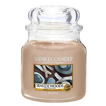 Yankee Candle Classic Medium Jar Seaside Woods 411g