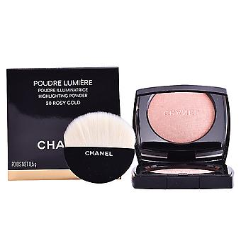Chanel Poudre Lumière #30-rosy Gold 8,5 Gr For Women