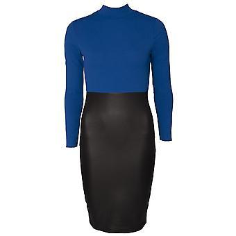 RE TECH UK - Ladies High Neck Polo Dress