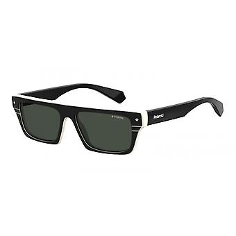 Sunglasses 60859HT/M9 Men's Black with Grey Glass