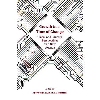 Growth in a Time of Change - Global and Country Perspectives on a New
