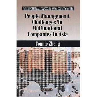 People Management Challenges to Multinational Companies in Asia by Co