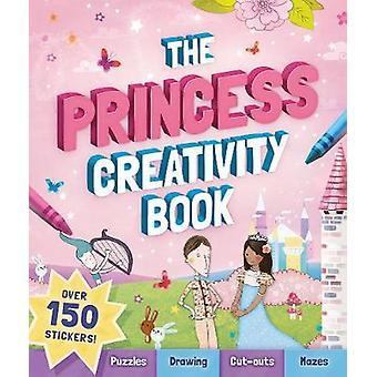 The Princess Creativity Book by Andrea Pinnington - 9781783124626 Book