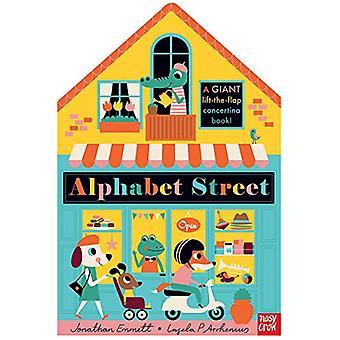 Alphabet Street by Alphabet Street - 9781788002165 Book