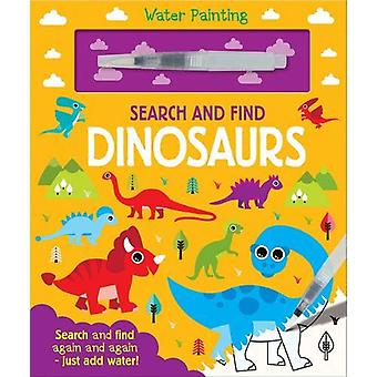 Search and Find Dinosaurs by Georgie Taylor - 9781789584394 Book