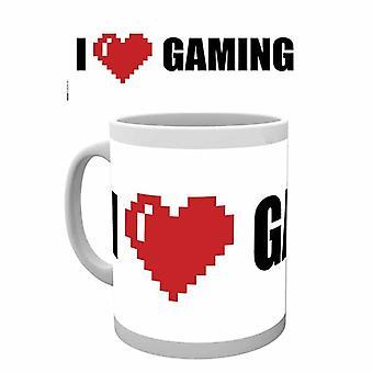 Gaming I Love Gaming Mug