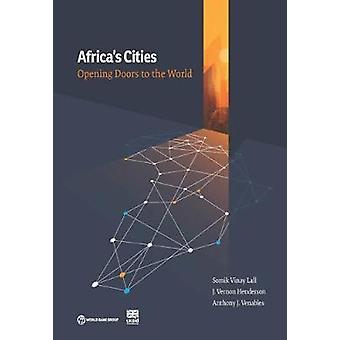 Afrika's byer - åbner døre til verden af Somik Vinay Lall - 978