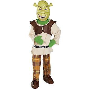 Shrek lapsi puku