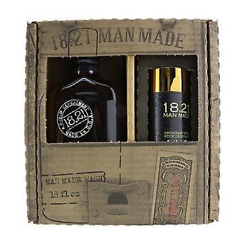 Ember által készített mosás és Dezodor szett - #sweet Tobacoo: 1x sampon kondicionáló és Body Wash 530ml + 1x dezodor Stick 75