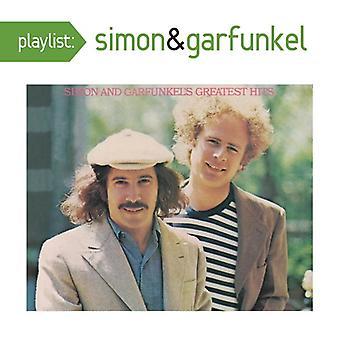 Simon & Garfunkel - Playlist: Very Best of [CD] USA import
