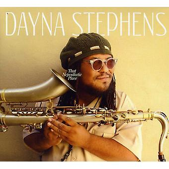 Dayna Stephens - That Nepenthetic Place [CD] USA import