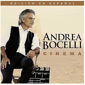 Andrea Bocelli - Cinema [CD] USA import