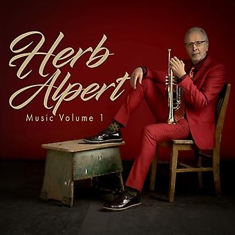 Alpert*Herb - Music 1 [CD] USA import