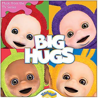 Teletubbies - Big Hugs [CD] USA import