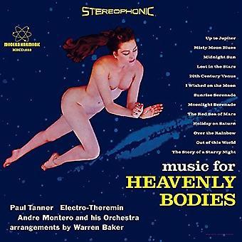 Paul Tanner - Music for Heavenly Bodies [CD] USA import