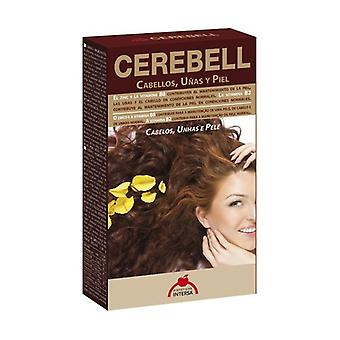 Cerebell Hair, Nails and Skin 60 capsules