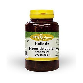 Pumpkin Seed Oil 200 capsules